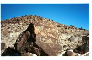 petroglyph